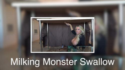 Sandra Otterson - Monster Milking Swallow (HD)