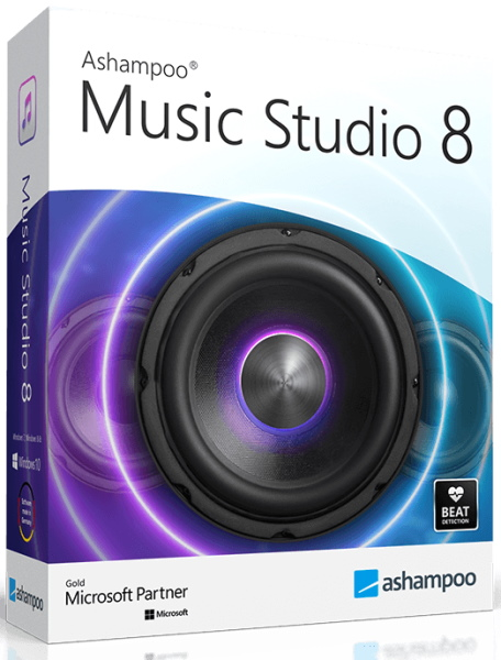 Ashampoo Music Studio 8.0.4.1 Final