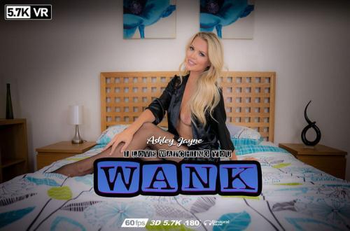 Ashley Jayne - I Love Watching You Wank (UltraHD/4K)
