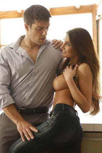 August Ames - Daddy Issues (HD)