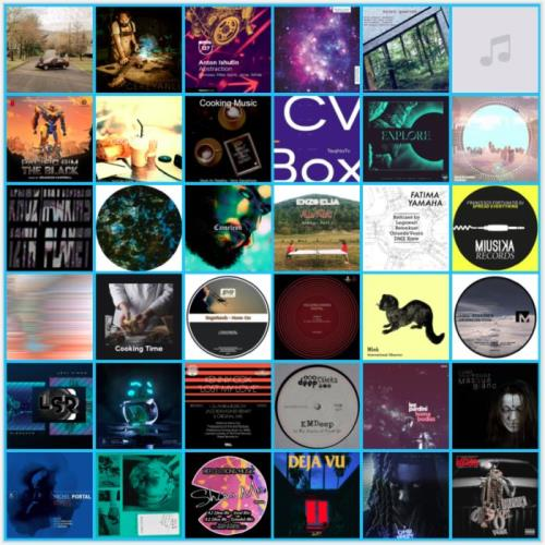 Electronic, Rap, Indie, R&B & Dance Music Collection Pack (2021-03-06)