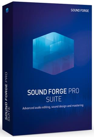 MAGIX SOUND FORGE Pro Suite 15.0 Build 45 + Rus
