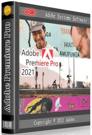 Adobe Premiere Pro 2021 15.2.0.35 by m0nkrus