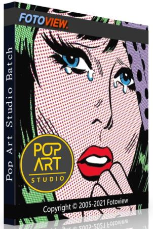 Pop Art Studio 10.0 Batch Edition