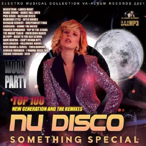 Nu Disco: New Generation And The Remixes (2021)