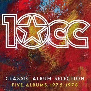10cc - Classic Album Selection-FLAC 1975-1978 (2012)